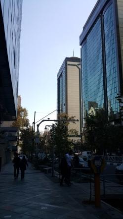 Parte moderna de Teerã